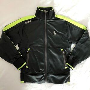 Boys - Polo Ralph Lauren Track Jacket- Sz Sm